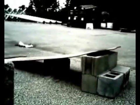 Skate Video ~ Kris Harvey
