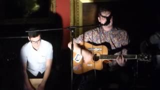 Jordan Allen (Acoustic) - Remembered - Live @ Blackburn Museum - 3-12-2015