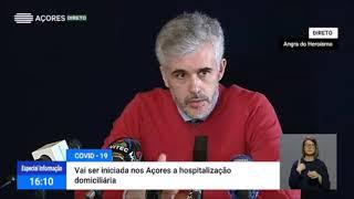 22/03: Ponto de Situação da Autoridade de Saúde Regional sobre o Covid-19
