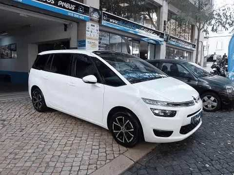 Citroen C4 Grand Picasso 1.6 HDi Seduction para Venda em Alcântara Garage . (Ref: 475298)