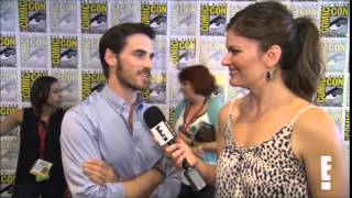 Colin ODonoghue Funny Moments