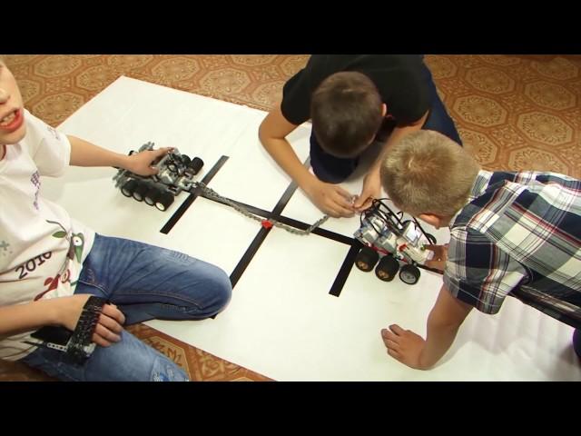 Роботов-экологов конструируют школьники