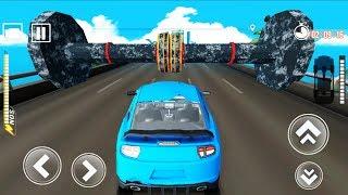 DEADLY RACE - Walkthrough Gameplay Part 4 - ALL CAR (Speed Car Bumps Challenge)