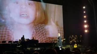 When We Were Young - Adele 8/10/16 - Los Angeles Staples Center