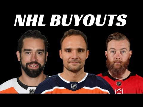 NHL Buyouts - Darling, Sekera & Schlemko