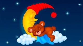 ♫❤ Baby Lullaby and Calming Water Sounds - Baby Sleep Music ♫❤
