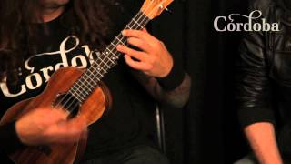 Bulerias on Flamenco Guitar and Ukulele