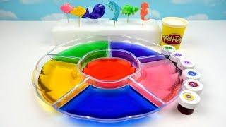 Aprende Colores y Animales con Juguete de Clasificación. Para Niños y Bebés