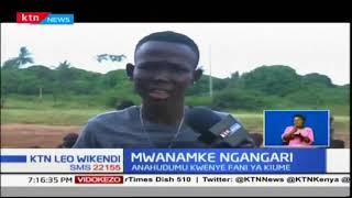 Mwanamke Ngangari:Mariam Chande,ni refa pekee wa kike Kaunti ya Kwale
