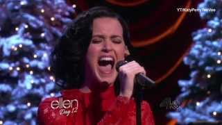 Katy Perry   Unconditionally (live Acoustic On Ellen Show 2013)