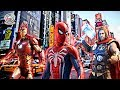"""New Avengers Game"" 