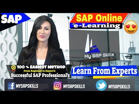 No#1 SAP Online Training & Certifications Support | Best SAP ...