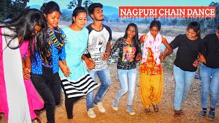 NAGPURI CHAIN DANCE VIDEO     SADRI SAILO DANCE VIDEO      NAGPURI  SADRI DJ 2020