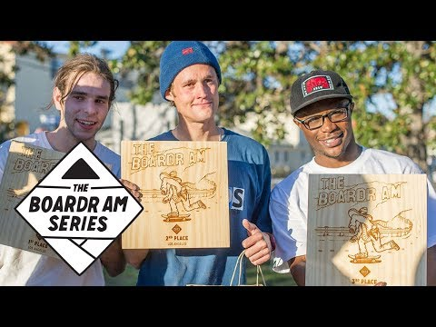 Remember When Sebo Walker Skated The Boardr Am at His Home Park Stoner?