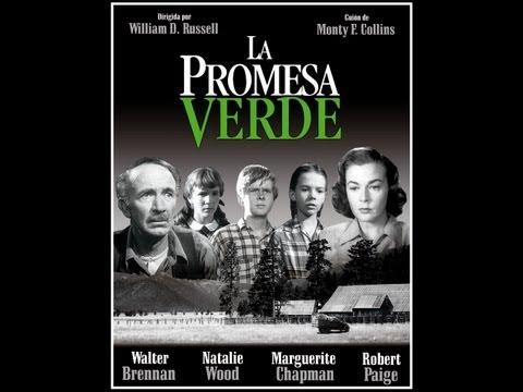 LA PROMESA VERDE (The Green Promise, 1949, Full.mMovie, Spanish, Cinetel)