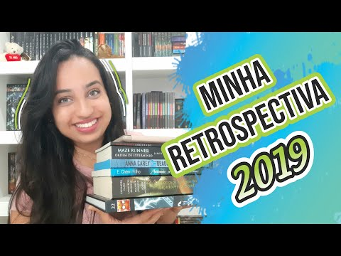 Minha Retrospectiva 2019 | Karina Nascimento - Paraíso dos livros