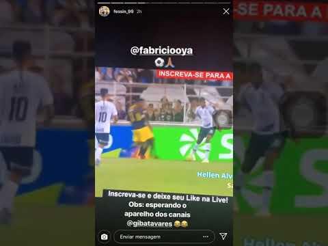 Fessin comenta cobranças de pênaltis do Corinthians em rede social