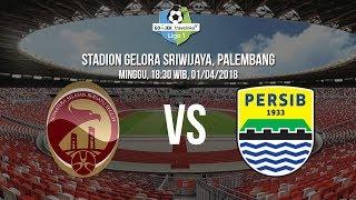 Ini Dia Susunan Pemain Persib Bandung Lawan Srwijiaya FC, Lihat Duet Lini Depannya!