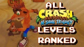 Top 86 Crash Bandicoot N. Sane Trilogy Levels