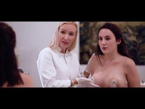 Die Erhöhung der Areola der Brust