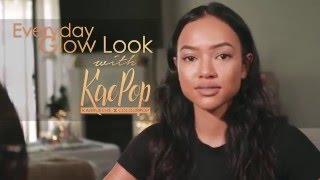 "KaePop ""Everyday Glow"" Makeup Tutorial"