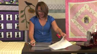 How to Transfer a Quilt Pattern to Your Project