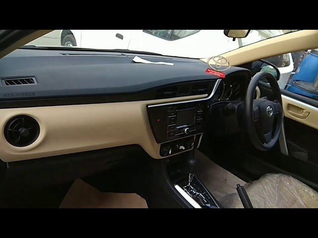 Toyota Corolla GLi Automatic 1.3 VVTi 2020 for Sale in Lahore