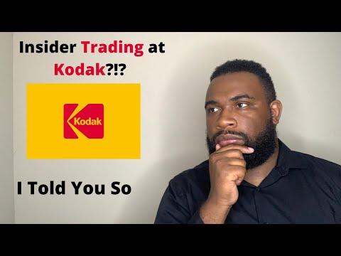 Kodak Stock Insider Trading | KODK | KODAK Stock Analysis | Is It Too Late To Buy Kodak?