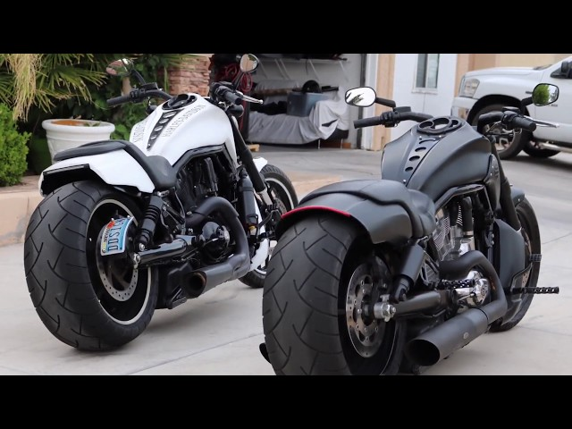 Custom-harley-davidson-v-rod-nightrod