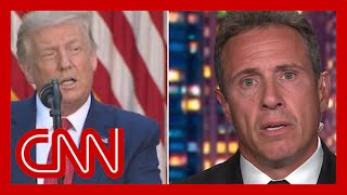 Cuomo: My 10-year-old knows better than what Trump just said