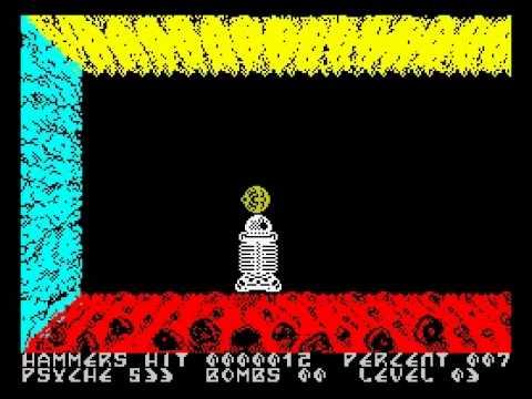 Nonterraqueous Walkthrough, ZX Spectrum