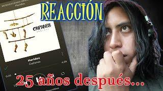 CAIFANES - HERIDOS Reacción Y Opinión Nueva Canción 25 Años Después!!