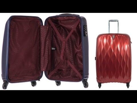 Antler Liquis luggage