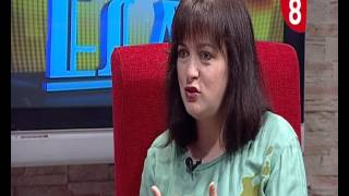 Psicóloga Salamanca - Mª Luz Cañadas - Ansiedad - Fobias - Televisión Salamanca - Mª Luz Cañadas