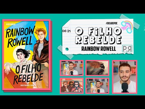 Resenha: O Filho Rebelde - Wayward Son (Rainbow Rowell) (DICA DE POC #51)   Patrick Rocha