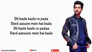 Kyun Rabba Full Song With (Lyrics) Armaan Malik   - YouTube