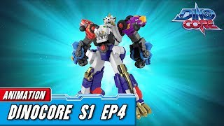 [DinoCore] Official   S01 EP04   Best Animation For Kids   TUBA N