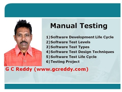 gc reddy manual testing material pdf