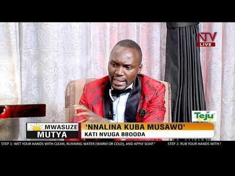 Mwasuze Mutya: Nnalina kuba musawo naye kati nvuga Boda