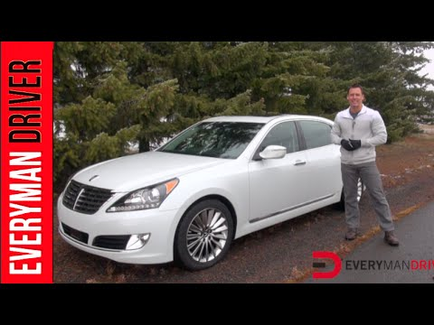 0-60 MPH Test on the 2014 Hyundai Equus