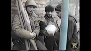 Чечня     Декабрь-1994 январь -1995