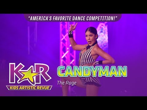 """""""Candyman"""" from The Rage"""