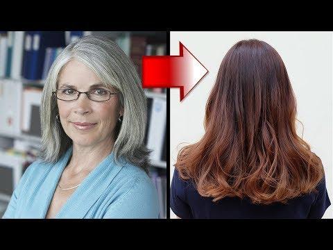 Wie opolaskiwat das Haar vom ätherischen Öl