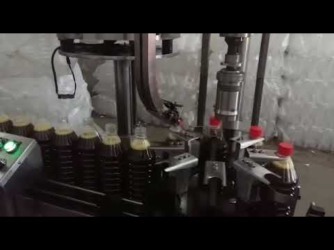 Mustard Oil Filling Machine.