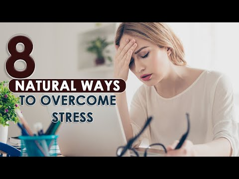 8 Natural Ways To Overcome Stress | Healthfolks