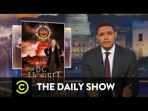 Rumors over Robert Mueller's Fate & Jeff Sessions in the Senate Hot Seat: The Daily Show