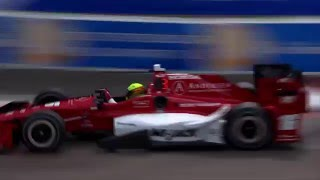 2016 Firestone Grand Prix Of St. Petersburg - Day 1 Highlights