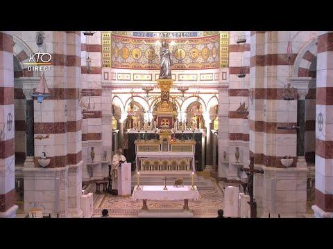 Laudes et Messe du 25 mars 2021 à Notre-Dame de la Garde