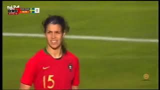 Portugal Vs Suécia (2-1) Algarve Cup 2019