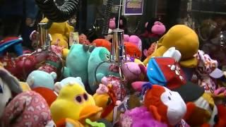 Claw Machine !- $20 Challenge At Walmart! INSANE Claw Machine Wins!!!!